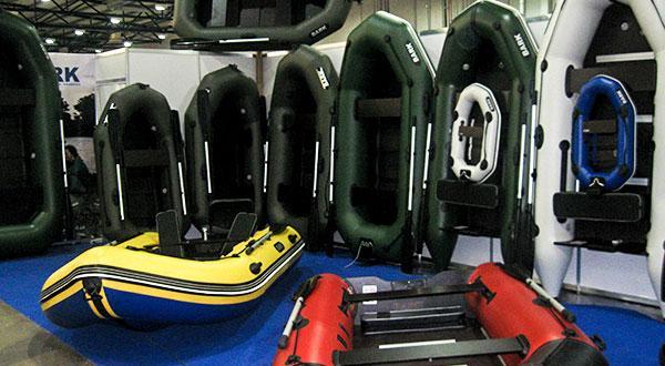 Выбираем размер надувной лодки