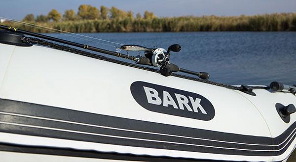 Выбор надувной лодки для ловли на спиннинг