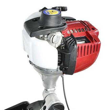 Лодочный мотор ШМЕЛЬ 1,6 л.с. 4-х тактный по лучшей цене - 4550 грн