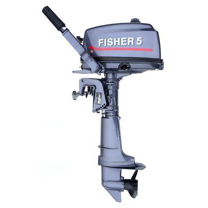 Лодочный мотор Fisher T5BMS по лучшей цене - 18695 грн