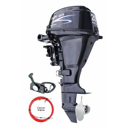 Лодочный мотор Parsun F20A FWS по лучшей цене - 62745 грн