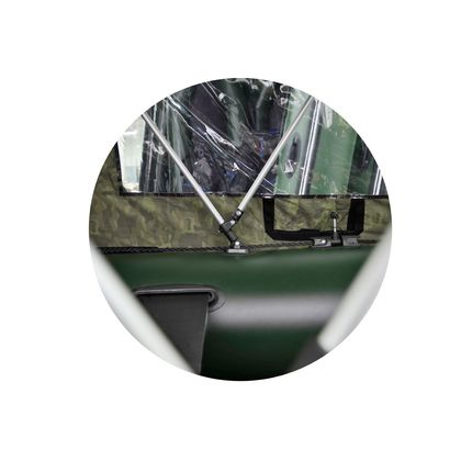 Палатка для лодок BARK 420-450 см. по лучшей цене - 4550 грн