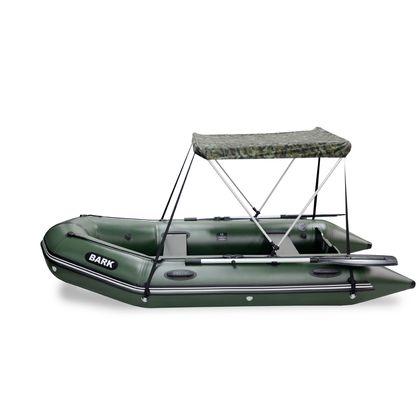 Тент для лодок BARK 390 - 450 см. по лучшей цене - 1950 грн