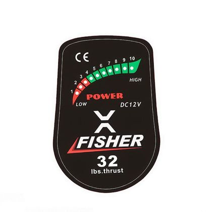 Лодочный электромотор Fisher 36 по лучшей цене - 4275 грн