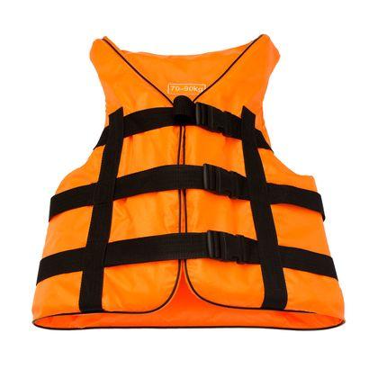 Жилет страховочный оранжевый 90-110 по лучшей цене - 360 грн