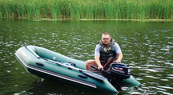 Как сберечь надувную лодку от повреждений при эксплуатации