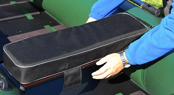 Тюнинг надувной лодки ПВХ