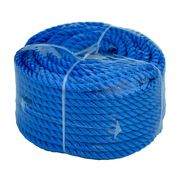 Веревка 6mm / 30m универсальная, синяя по лучшей цене - 171 грн