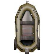 Надувная лодка BARK B-260NPD по лучшей цене - 5880 грн