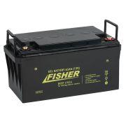 Гелевый аккумулятор 12V 65Ah Fisher по лучшей цене - 3719 грн