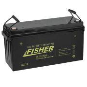Гелевый аккумулятор 12V 150Ah Fisher по лучшей цене - 7042 грн