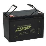 AGM аккумулятор 90Ah Fisher 12B по лучшей цене - 3927 грн