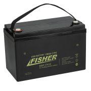 AGM аккумулятор 100Ah Fisher 12B по лучшей цене - 4469 грн