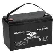 Гелевый аккумулятор 12V 100Ah Haswing по лучшей цене - 5225 грн