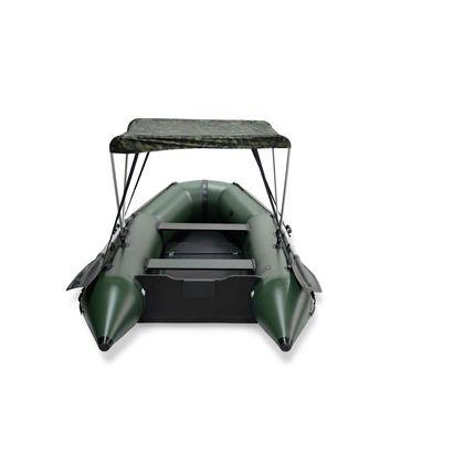 Тент для лодок BARK 390 - 450 см. по лучшей цене - 2700 грн