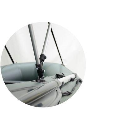 Тент для лодок BARK 270 - 310 см. по лучшей цене - 1690 грн