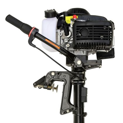 Лодочный мотор ШМЕЛЬ 3,6 л.с. 4-х тактный по лучшей цене - 7722 грн