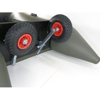 Транцевые колеса BVS КТ270 AVT по лучшей цене - 1370 грн